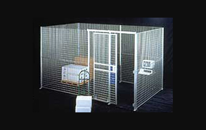 Secure Cages