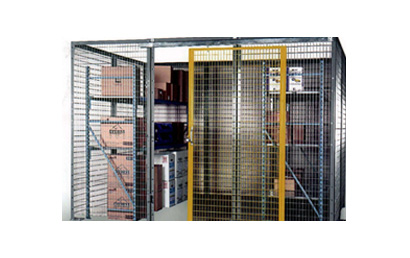 Secure Cages System